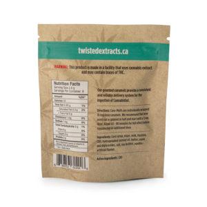 CBD Cara-Melts - 80mg CBD (Twisted Extracts)